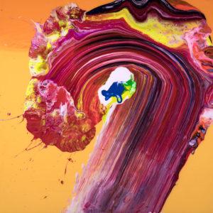 Javier Badell Art - Ritornello detail