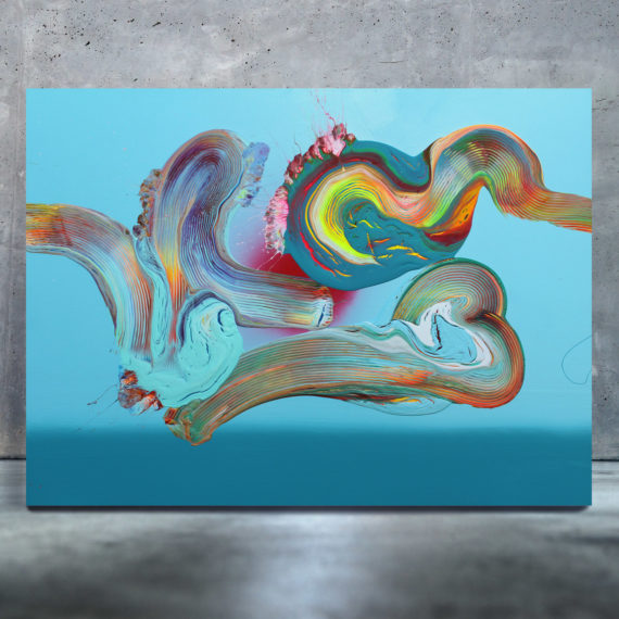 Javier Badell Art // Pizzicato